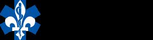 Logo Corporation des paramédics du Québec