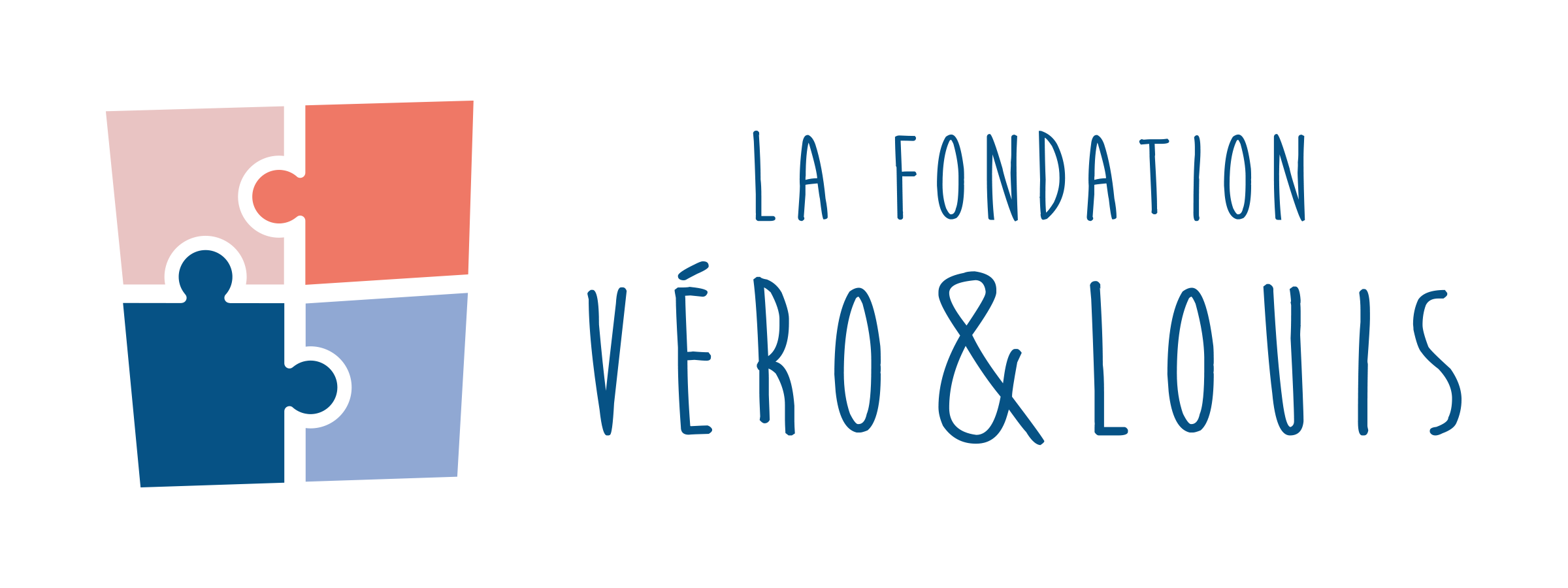 Logo Fondation Véro & Louis