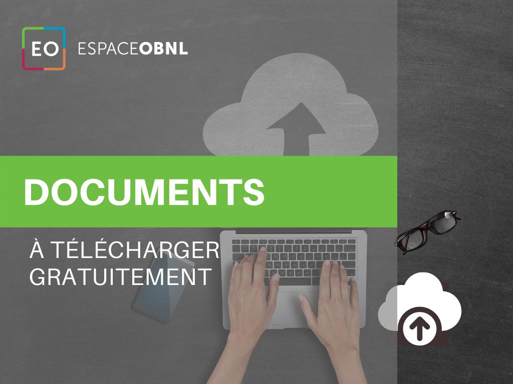 Documents à télécharger gratuitement