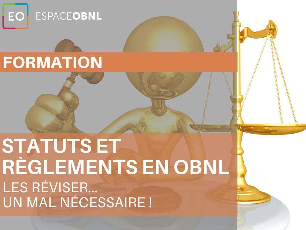 Les statuts et les règlements en OBNL – Les réviser... un mal nécessaire !  17 mars 2022