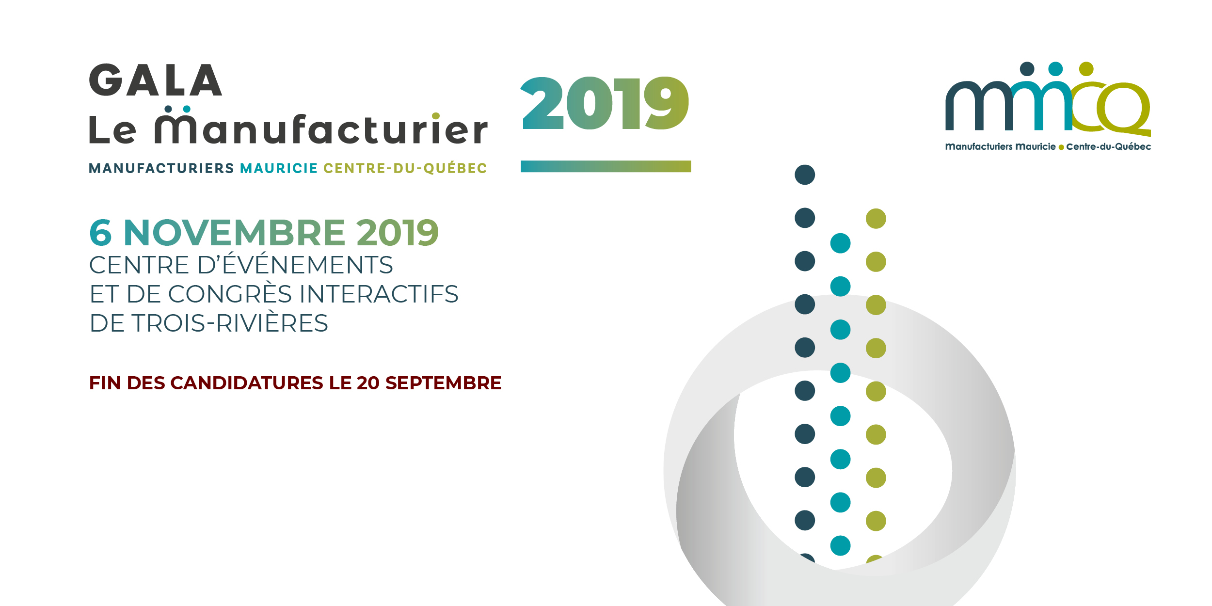 Gala Le Manufacturier 2019