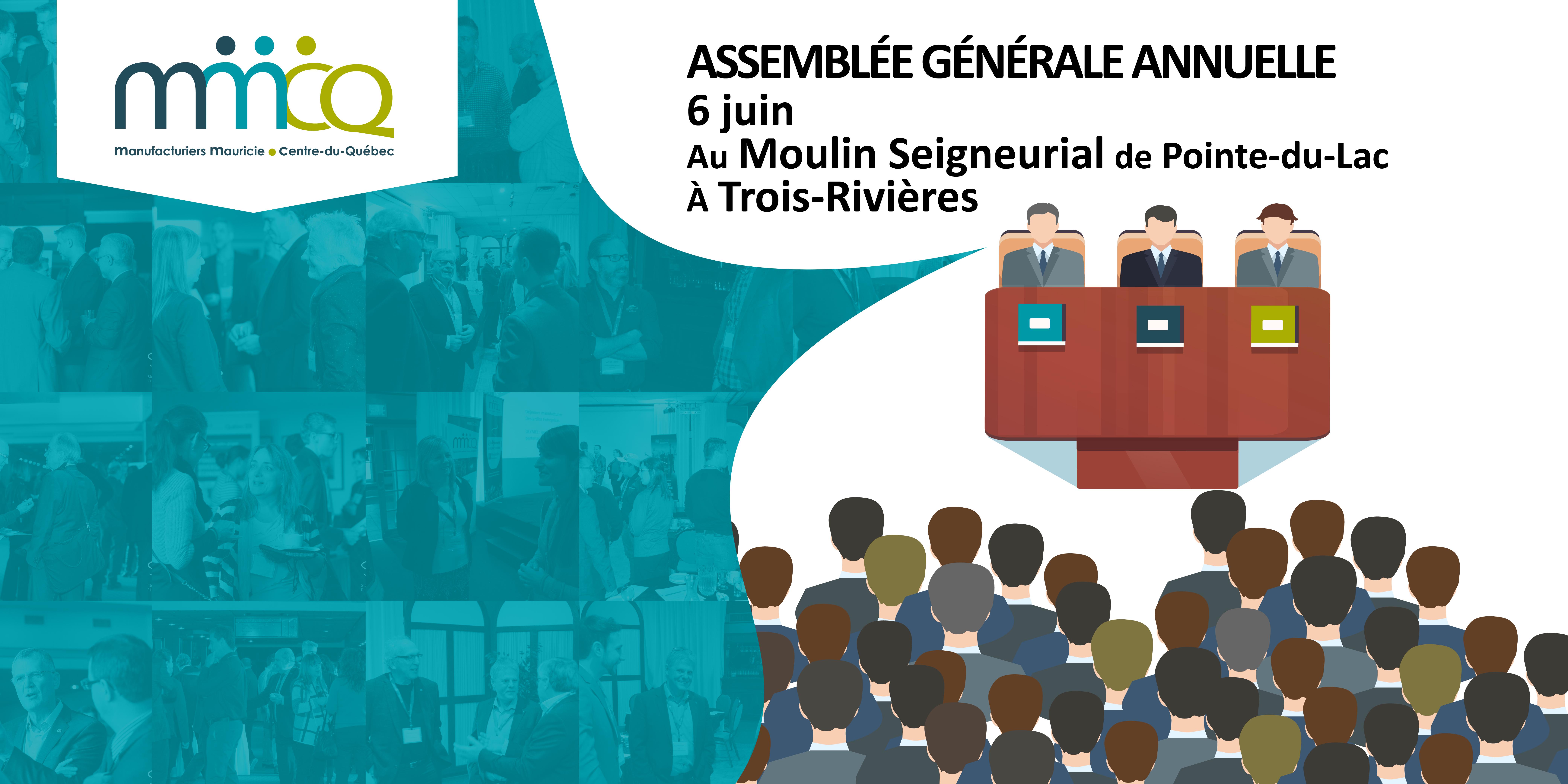 Assemblée Générale Annuelle des MMCQ