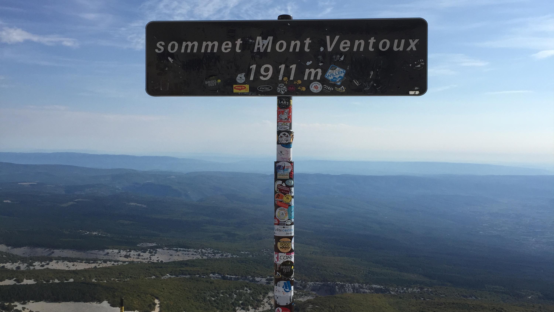 Défi Aventure Mont Ventoux