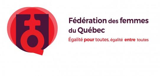 Logo Fédération des femmes du Québec