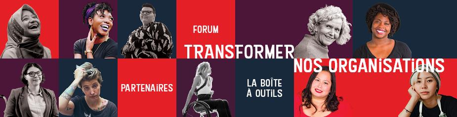 Inscrivez-vous au Forum « Transformer nos organisations »!