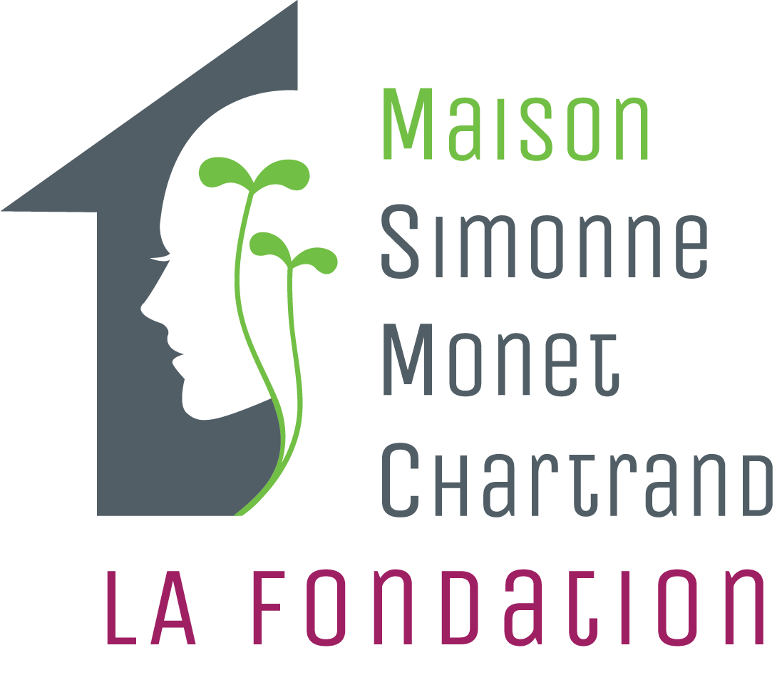 Logo Fondation Maison Simonne-Monet-Chartrand