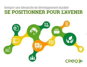 Intégrer une démarche de développement durable: Se positionner pour l'avenir