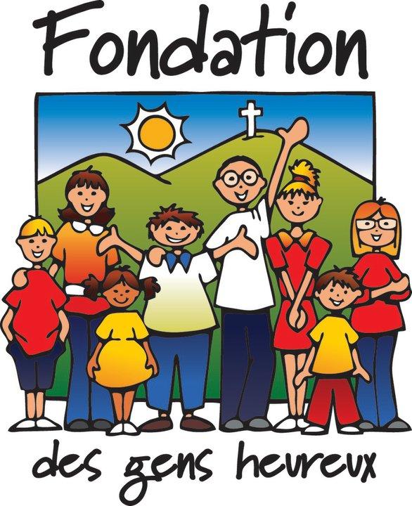 Logo Fondation des gens heureux de l'école Saint-Joseph