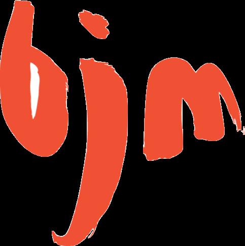 Logo BJM - Ballets Jazz Montréal