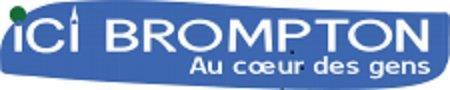 Logo Journal communautaire Ici Brompton