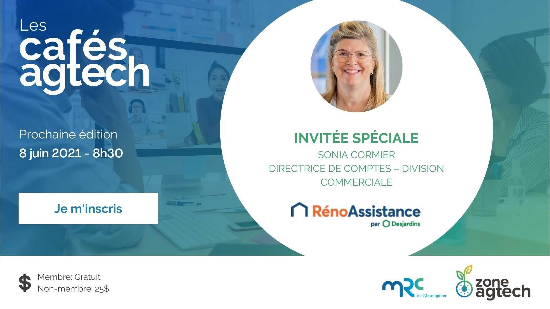 CAFÉ AGTECH   Prima Québec - Les matériaux avancés : Un champ de potentiels pour le secteur agricole