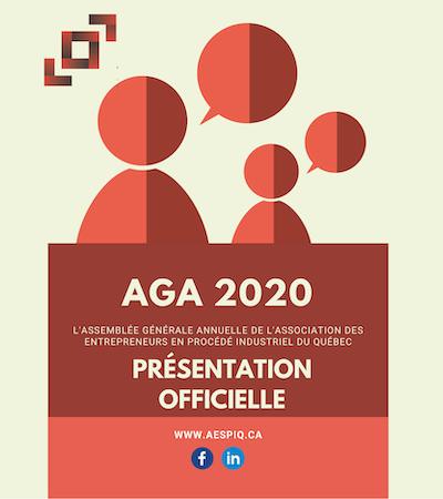 Assemblée Générale Annuelle 2020