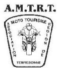 Logo Association Moto Tourisme Région de Terrebonne