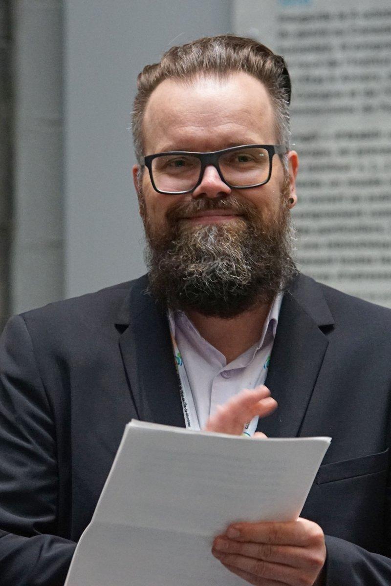 Jonathan Brière, Directeur du programme santé mentale, itinérance et dépendances CIUSSS de l'Est-de-l'Île-de-Montréal