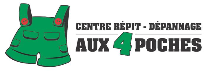 Logo Centre de Répit aux 4 Poches