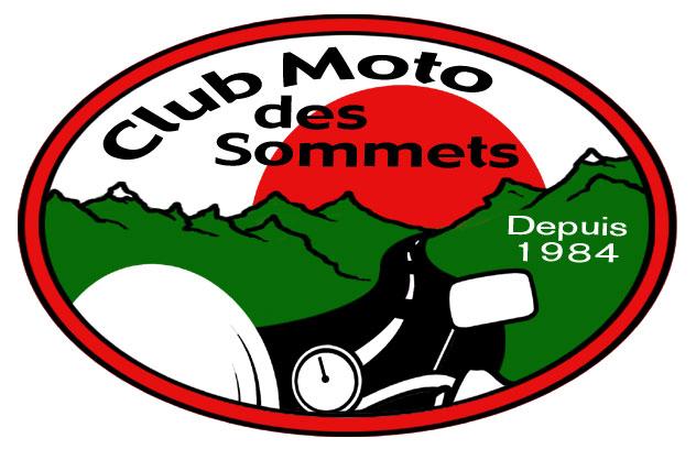 Logo CLUB MOTO DES SOMMETS