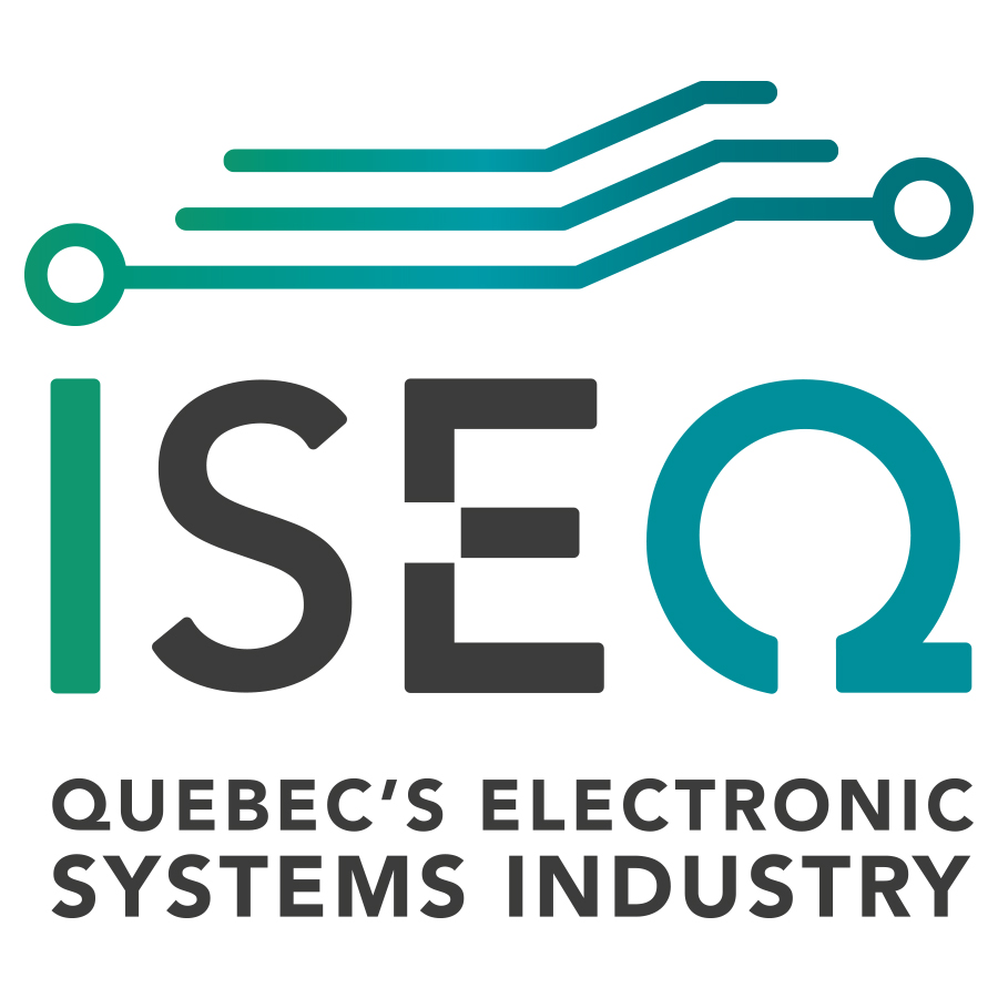 Logo Pôle d'excellence de l'industrie des systèmes électroniques du Québec