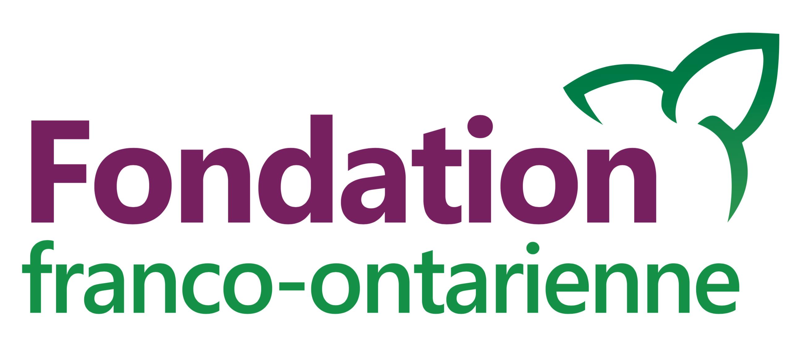 Logo Fondation franco-ontarienne