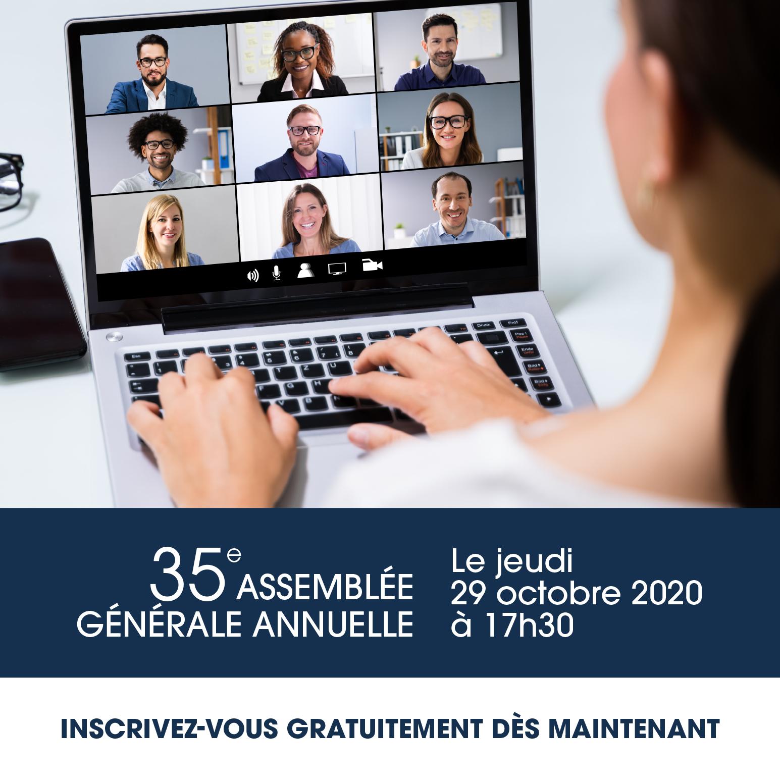 35e édition de l'assemblée générale annuelle