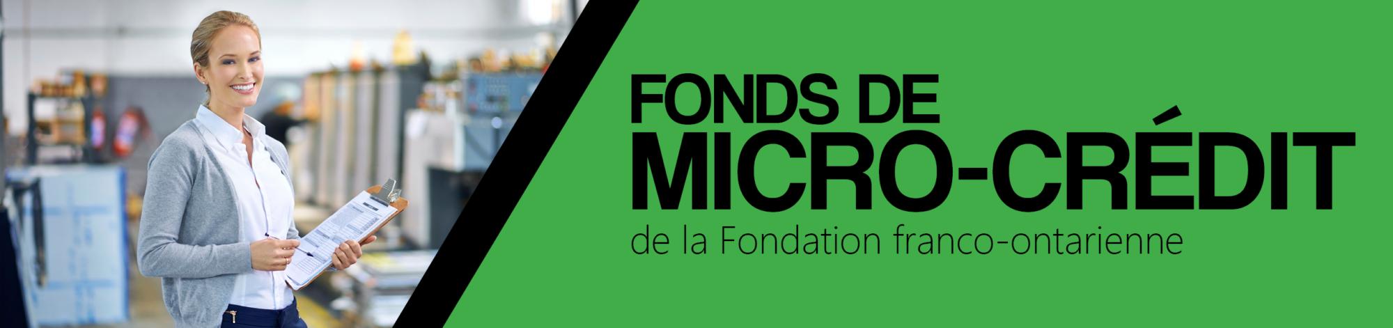 Fonds de micro-crédit