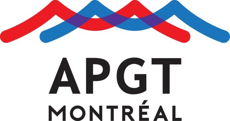 Logo Association Professionnelle des Guides Touristiques - Chapitre de Montréal