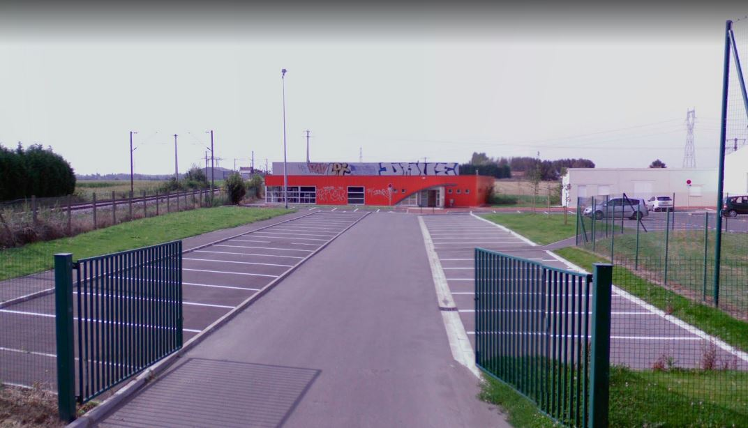 Complexe sportif avenue Niedernberg à Santes