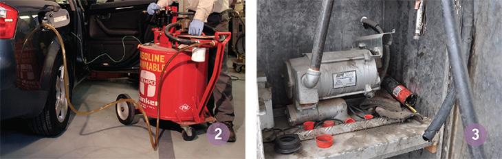 Recycleurs de pièces : attention aux incendies