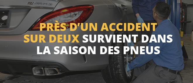 Causerie - Mode d'emploi pour une saison du pneu sans blessures