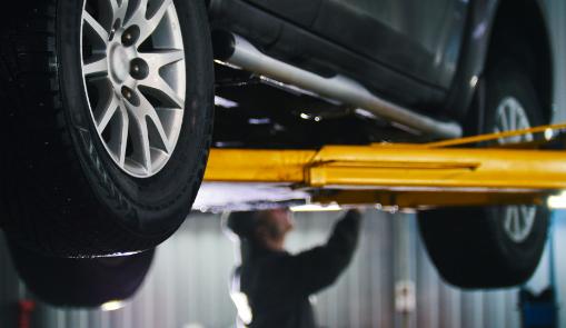 Services - Secteurs d'activités - Mécanique et pneus