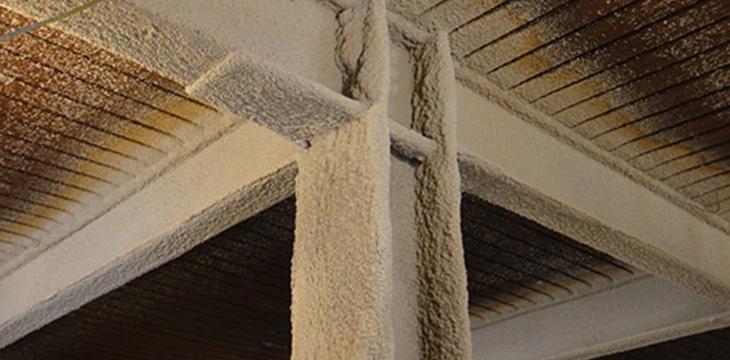 Vérification de la présence d'amiante dans des matériaux