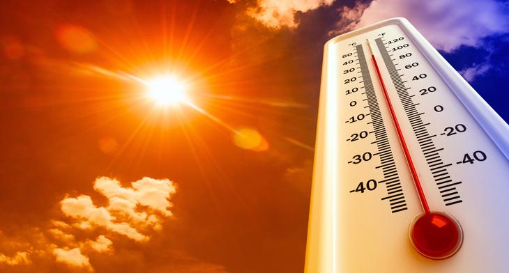 Affronter la chaleur accablante