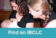 Trouver une IBCLC