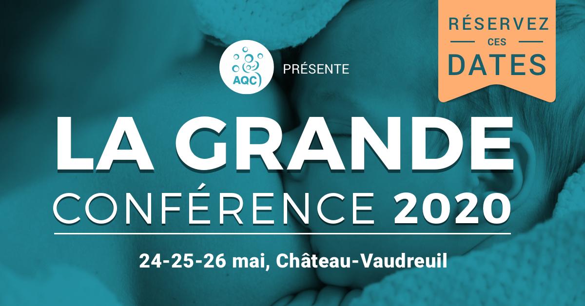La Grande Conférence 2020