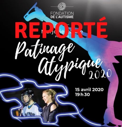 Patinage Atypique 2020 - REPORTÉ