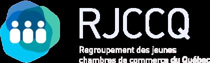 Logo Regroupement des jeunes chambres de commerce du Québec
