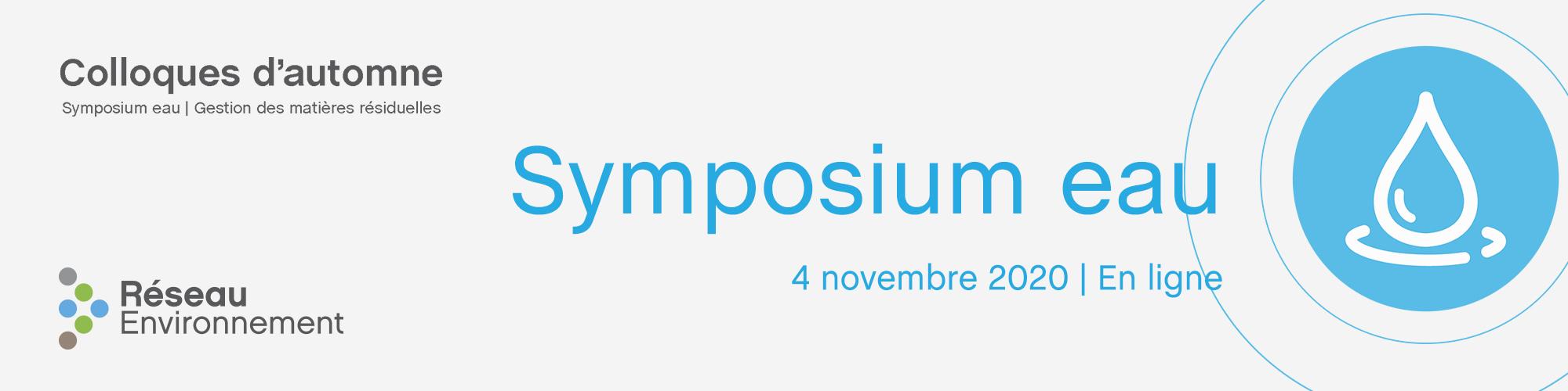 Symposium eau
