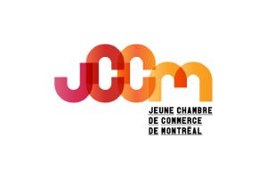 Logo Jeune chambre de commerce de Montréal