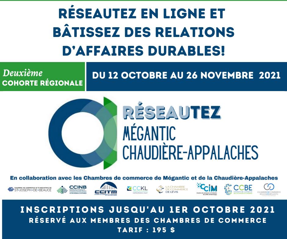 Réseautez Chaudière-Appalaches