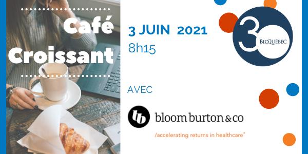 Café Croissant - Bloom Burton