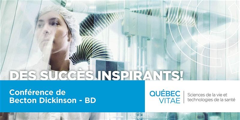 Conférence Des succès inspirants! - Becton Dickinson