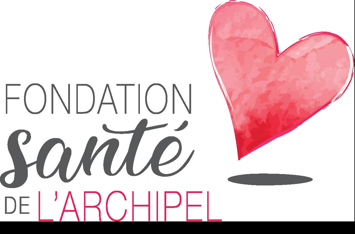Logo Fondation Santé de l'Archipel