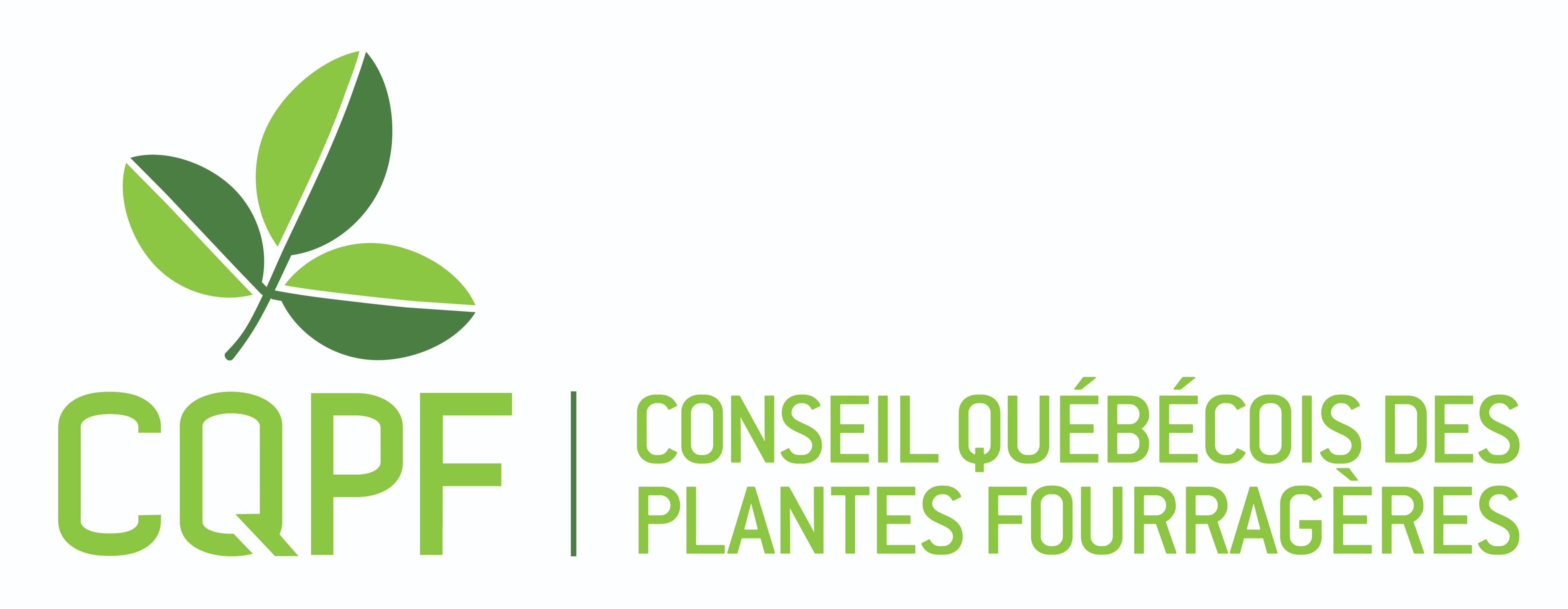 Logo Conseil québécois des plantes fourragères