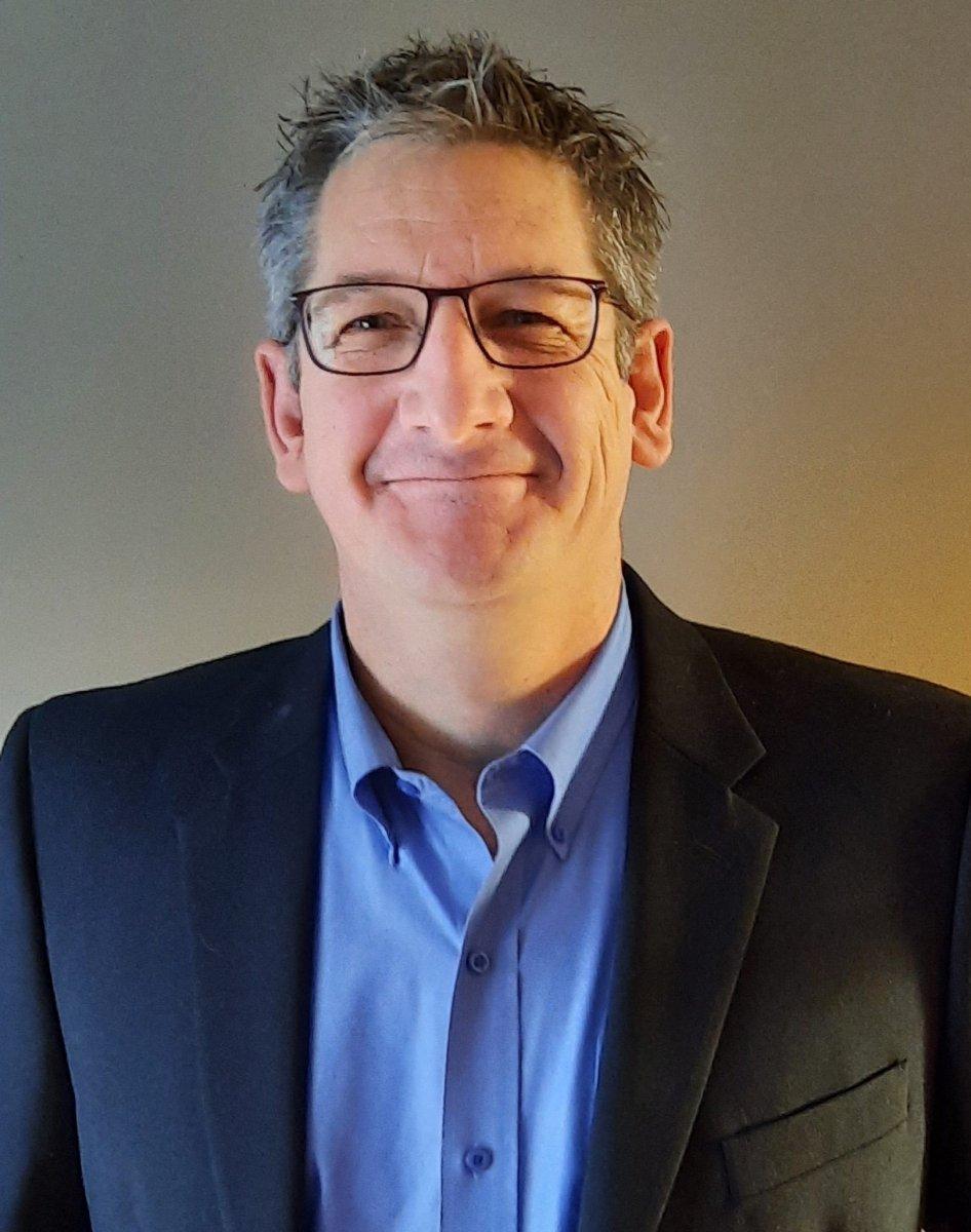 Serge Pageau, agent de développement CQPF