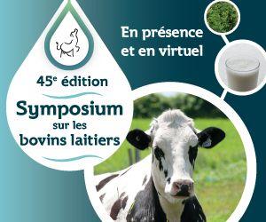 Symposium sur les bovins laitiers 2021