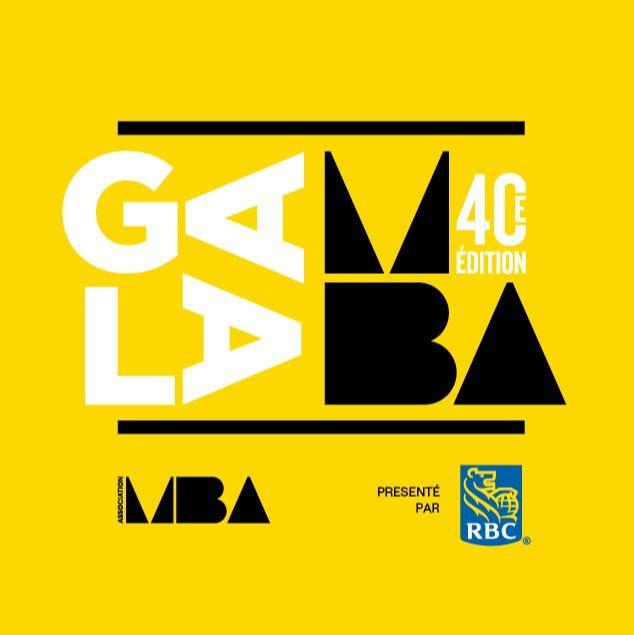 40e Gala MBA - Le 11 mai 2022