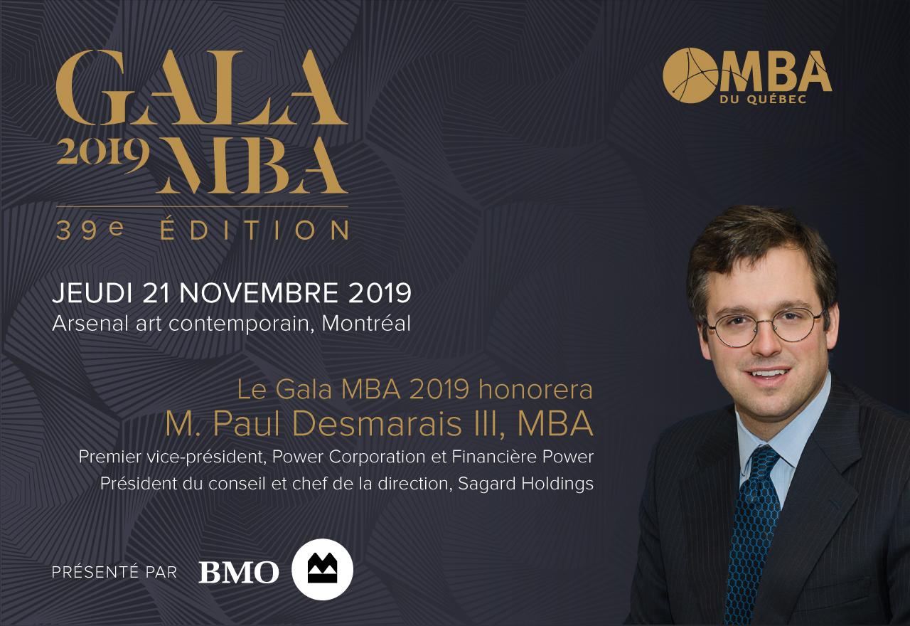 The 2019 MBA Gala