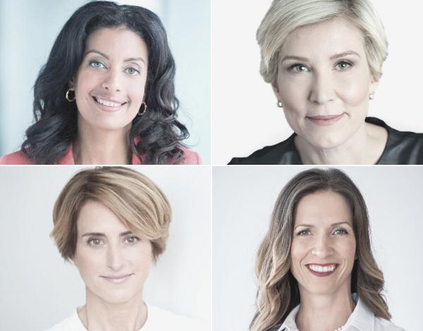Midi-conférence virtuel - Leadership au féminin