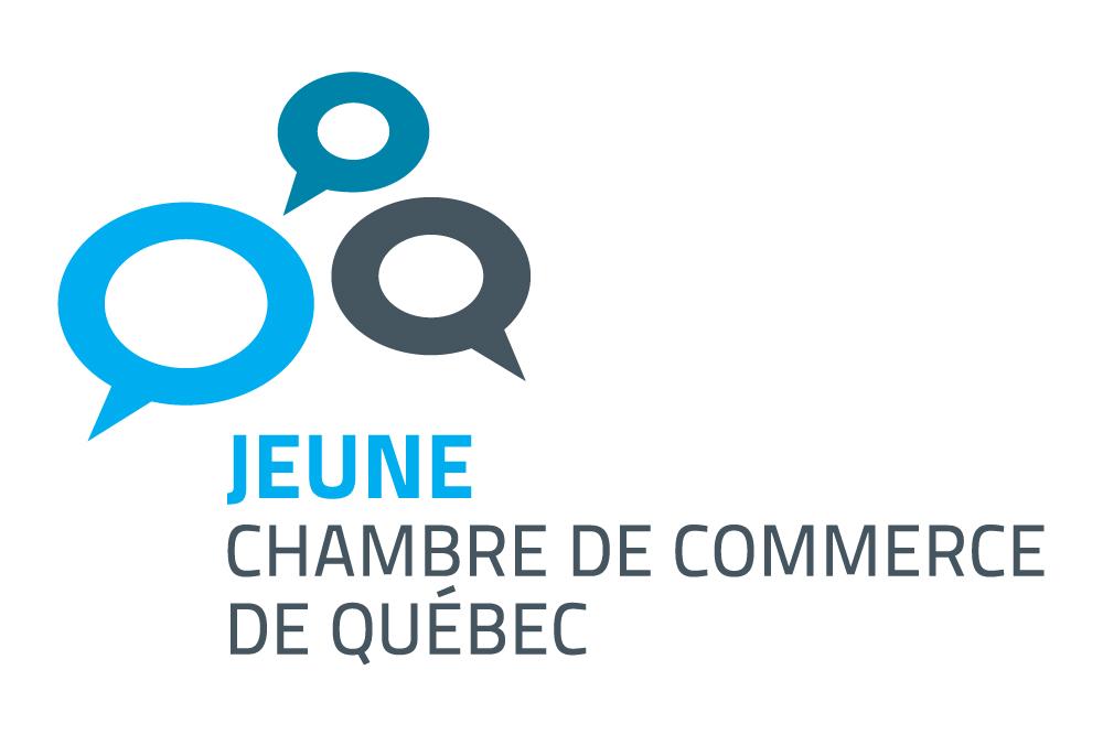 Logo Jeune chambre de commerce de Québec