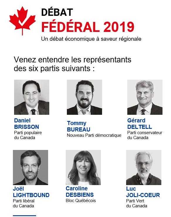 Débat fédéral 2019