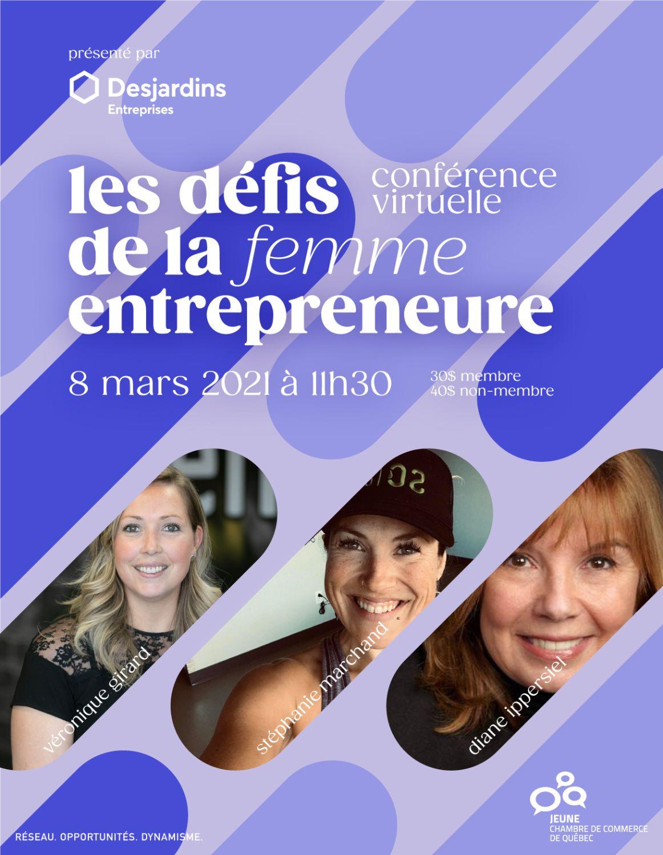 Les défis de la Femme Entrepreneure